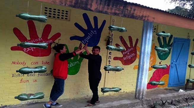 Arunachal: workshop on Waste management