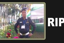 Itanagar: Dedicated traffic police D B Chetry passed away