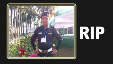 Photo of Itanagar: Dedicated traffic police D B Chetry passed away