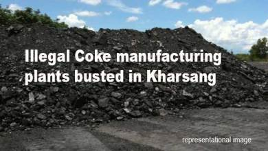 Photo of Arunachal: Illegal Coke manufacturing plants busted in Kharsang