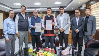 Photo of MoU signed between Arunachal Govt and IIMCCIP