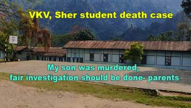 Photo of VKV, Sher student death case: My son was murdered, fair investigation should be done- parents