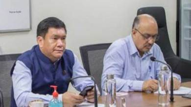 Photo of Coronavirus crisis: Arunachal CM holds video conference with DCs, SPs and DMOs
