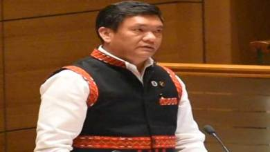 Photo of Arunachal: Khandu express concern over depopulation in border areas