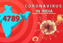 Photo of Coronavirus (COVID-19) status in India: Cases rise to 4789, 124 death