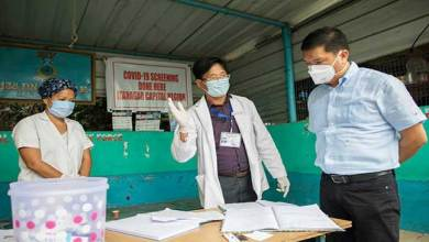 Photo of Coronavirus Crisis: Khandu inspects Banderdewa check gate