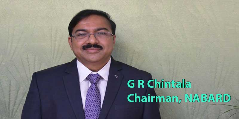 G R Chintala takes over as Chairman, NABARD