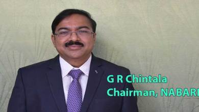 Photo of G R Chintala takes over as Chairman, NABARD