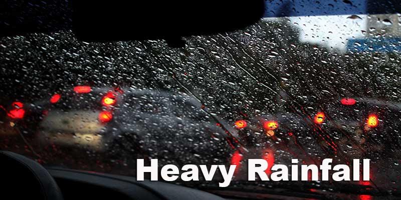 Met Department Predicts Heavy Rainfall in Arunachal, Assam and Meghalaya
