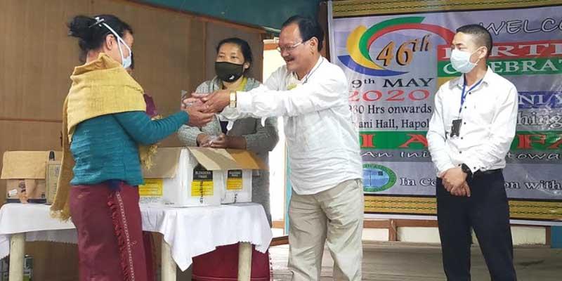 "Arunachal: AYA launches ""I AM FARMER"" towards self sustaining"