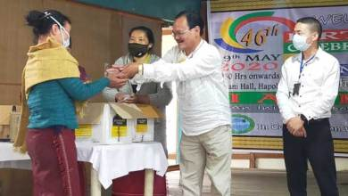 "Photo of Arunachal: AYA launches ""I AM FARMER"" towards self sustaining"