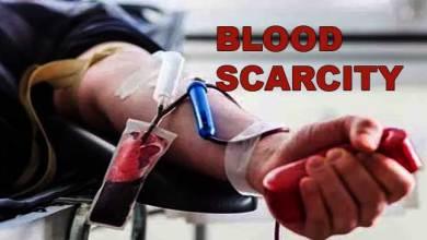 Photo of Arunachal: Blood Scarcity in hospitals amid Covid-19 Lockdown