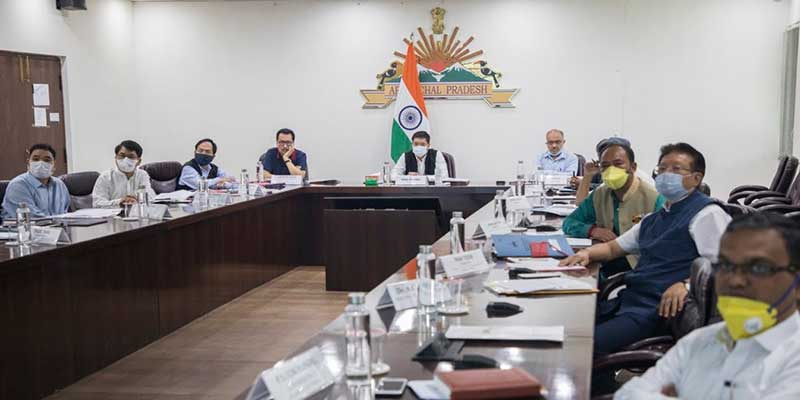 Arunachal: Khandu Cabinet approves Rs 365 Cr to face lift the state's health sector