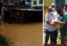 Itanagar: Chandanagar submerged in flood water, 99 families affected