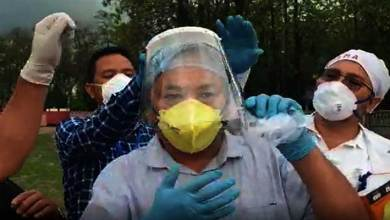 Photo of Arunachal: IMA distributes N95 Mask, Face shields to doctors and health workers