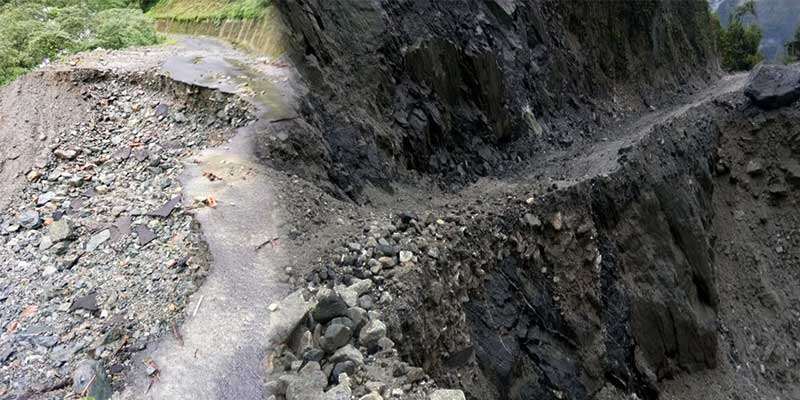 Arunachal landslides: Anjaw cut off from rest of country since May 24