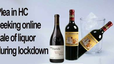 Photo of COVID-19 pandemic: Plea in HC seeking online sale of liquor during lockdown