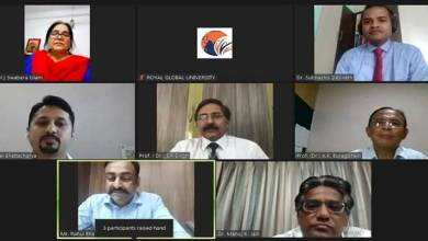 Photo of Assam: RGU organised Webinar on Restructuring Education sector for stronger Industrial Interface