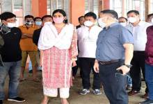 Photo of Arunachal: Sonal Swaroop inspects State Quarantine Centre at Lekhi