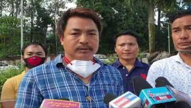 Arunachal:AAPSU & AESDSU suspends 12 days lockdown in Pasighat