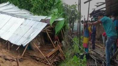 Photo of Itanagar- 2-year-old girl dies due to landslide, CM expresses shock