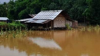 Photo of Arunachal- Flash flood hits Lower Hollongi and Dokum village