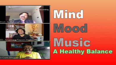 Photo of Assam:  'Mind Mood Music- A Healthy Balance'