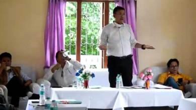 Photo of Arunachal:Nakap Nalo reviews Covid-19 management in Upper Subansiri District