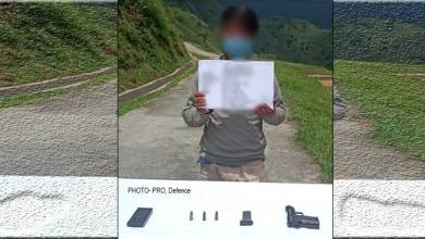 Photo of Arunachal: Assam Rifle apprehends NSCN(IM) cadre in Tirap