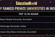 Photo of Assam: Royal Global University Ranked Number no.1 in Assam by EW India