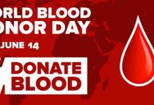 World Blood Donor Day : Arunachal Governor compliments blood donors