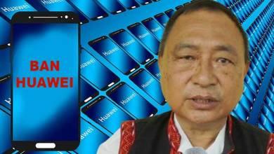 Arunachal: Ninong Ering urges PM Modi to ban Chinese Company Huawei