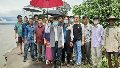 Photo of Arunachal: BJP team visits flood eroded area of MDR at Namsing