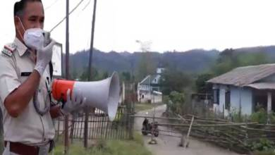 Photo of Arunachal: Chiputa village of Papumpare declared containment zone