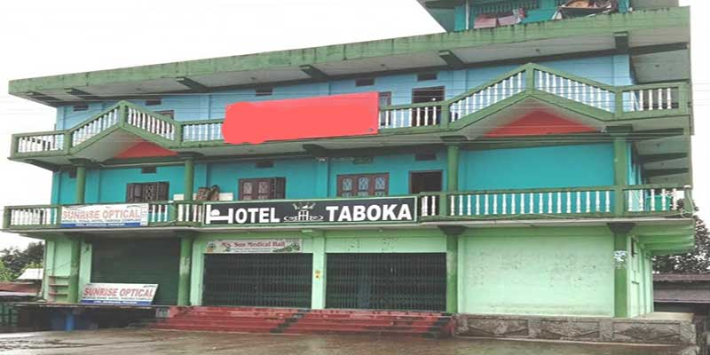 Arunachal: Taboka Hotel under containment zone for 72 hrs in Tezu