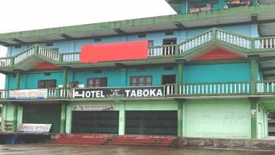 Photo of Arunachal: Taboka Hotel under containment zone  for 72 hrs in Tezu