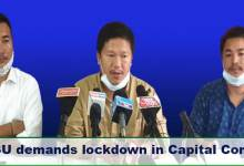 Photo of Arunachal: AAPSU demands lockdown in Capital Complex to contain spread of Covid-19