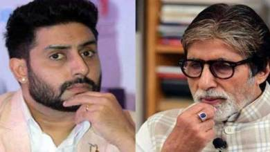 Photo of Coronavirus: Amitabh Bachchan, Abhishek test positive for Covid-19