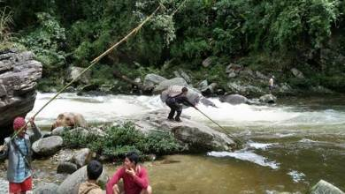 Photo of Arunachal: One body retrieved from the down stream of Panyor river