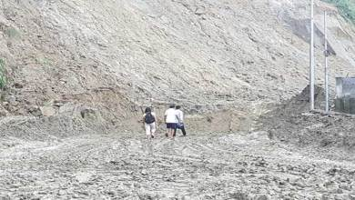 Photo of Arunachal: Highway authorities fail to reopen papu-yupia road blocked after landslide on June 30