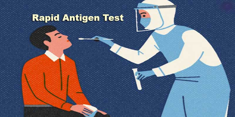 Itanagar: DMO concern over low turnout for the Rapid Antigen Test in ICR