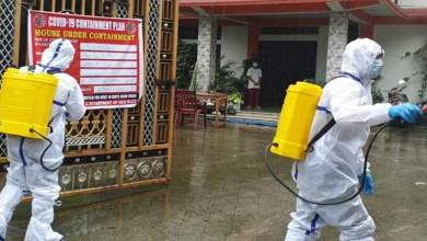 Photo of Arunachal: Sensitization, disinfectant continue in containment zone