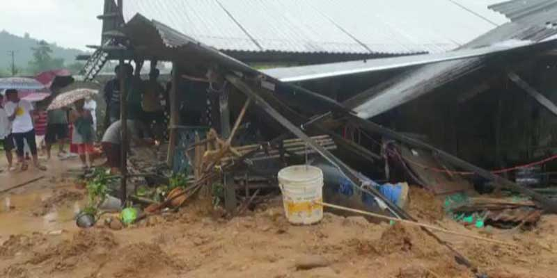 Arunachal: Four dies in Tigdo landslide, CM expresses sorrow