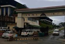 Itanagar: visitor's entry into AP Civil Secretariat suspended