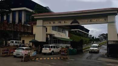 Photo of Itanagar: visitor's entry into AP Civil Secretariat suspended