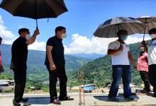Photo of Arunachal: Tapak Taku visits Water Treatment Plant at Nyari valley model village