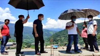Arunachal: Tapak Taku visits Water Treatment Plant at Nyari valley model village