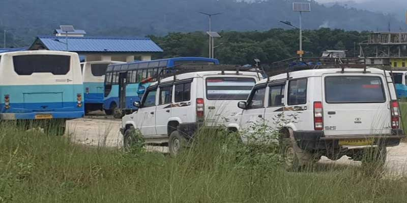 Naharlaugn: The Arunachal Pradesh State Transport service to resume its services of APST Buses, Tata Sumo , Xylo services from August 10.