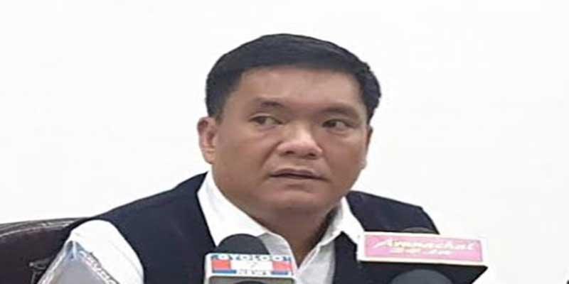 Arunachal CM Pema Khandu tests positive for COVID-19