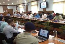 Itanagar: SPs conference on Crime & Criminal Tracking Network System held